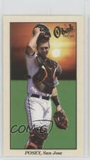 2009 TRISTAR Obak National Convention Base Minis #N14 Buster Posey Baseball Card
