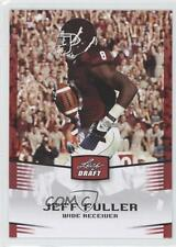 2012 Leaf Draft Red #23 Jeff Fuller Texas A&M Aggies Football Card
