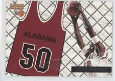1996 Score Board Basketball Rookies Jerseys #J12 Roy Rogers Alabama Crimson Tide
