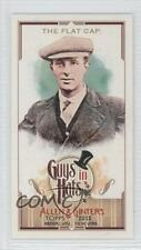 2012 Topps Allen & Ginter's Guys in Hats Minis #GH-8 The Flat Cap Baseball Card