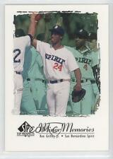 2000 SP Top Prospects Minor Memories #Jr3 Ken Griffey Jr San Bernardino Spirit