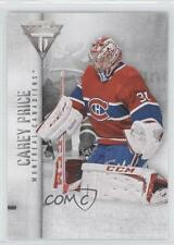 2013-14 Panini Titanium Retail #13 Carey Price Montreal Canadiens Hockey Card