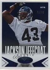 2014 Panini Certified Blue #127 Jackson Jeffcoat Seattle Seahawks Football Card