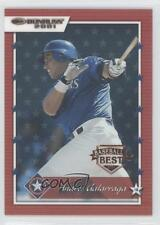 2001 Donruss Baseball's Best Bronze #58 Andres Galarraga Texas Rangers Card