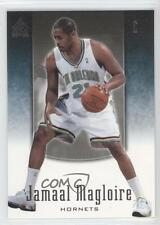 2004 SP Signature Edition 65 Jamaal Magloire New Orleans Hornets Basketball Card