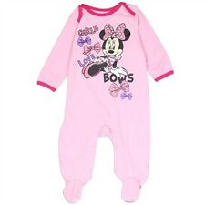 Minnie Mouse Baby Girls Sleeper