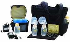 MEDELA PUMP IN STYLE ADVANCED ON THE GO TOTE DOUBLE ELECTRIC BREAST PUMP #57063