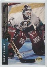 1994-95 Upper Deck #3 Guy Hebert Anaheim Ducks (Mighty of Anaheim) Hockey Card
