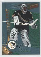 1997 Pacific Dynagon Ice Blue 103 Patrick Lalime Pittsburgh Penguins Hockey Card