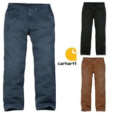 Carhartt Trousers Weathered Duck 5 Pocket / pant / Jeans / men / men / NEW / NEW