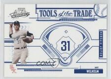 2005 Playoff Absolute Memorabilia Tools of the Trade Blue #TT-127 Hoyt Wilhelm