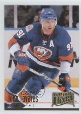 2012-13 Fleer Retro 1994-95 Ultra Design #'94-21 John Tavares New York Islanders