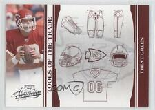 2006 Playoff Absolute Memorabilia Tools of the Trade Red #TOT-140 Trent Green