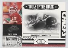 2007 Playoff Absolute Memorabilia Tools of the Trade Black #TOT-140 Trent Green