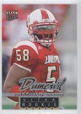 2006 Fleer Ultra Target Rookies #232 Elvis Dumervil Louisville Cardinals Card