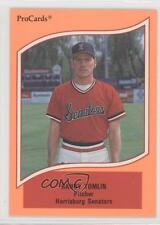 1990 ProCards A & AA Minor League Stars 14 Randy Tomlin Harrisburg Senators Card