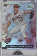 2010 eTopps #23 Stephen Strasburg Washington Nationals RC Rookie Baseball Card