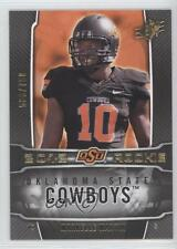 2012 SPx #182 Markelle Martin Tennessee Titans Oklahoma State Cowboys RC Card