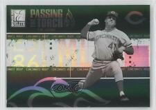 2005 Donruss Elite Passing the Torch Green #PT-39 Mark Prior Tom Seaver Card