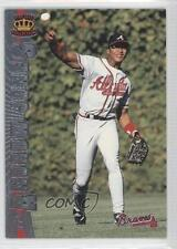 1997 Pacific Crown Collection Platinum Blue 234 Andruw Jones Atlanta Braves Card