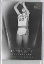 2011-12 Exquisite Collection 34 Reggie Theus UNLV Runnin' Rebels Basketball Card