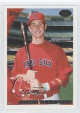 2010 Topps Pro Debut #187 Jason Thompson Boston Red Sox Baseball Card