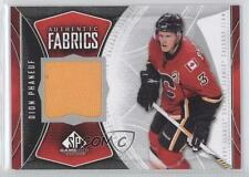2009-10 SP Game Used Edition Authentic Fabrics AF-DP Dion Phaneuf Calgary Flames