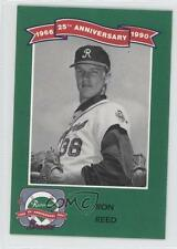 1990 Ukrop's Pepsi Richmond Braves 25th Anniversary #20 Ron Reed Baseball Card