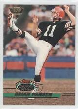 1993 Topps Stadium Club Members Only #407 Brian Hansen Cleveland Browns Card