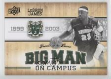 2009-10 Upper Deck Greats of the Game #113 Lebron James Basketball Card