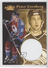 1996-97 Pinnacle Mint #6 Peter Forsberg Colorado Avalanche Hockey Card