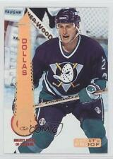 1994 Pinnacle Artist's Proof #41 Bobby Dollas Anaheim Ducks (Mighty of Anaheim)