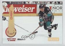 1994 Pinnacle Artist's Proof 67 Stephan Lebeau Anaheim Ducks (Mighty of Anaheim)