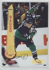 1994-95 Pinnacle Artist's Proof #232 Joe Sacco Anaheim Ducks (Mighty of Anaheim)