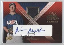 2008 Upper Deck USA Baseball National Teams Box Set UE-10 Nick Maronde Auto Card