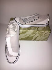 MAHARISHI WOMENS ASYM SUEDE AND CANVAS DAY SHOES IN STONE!!!!!