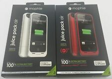 Mophie Juice Pack Air 1700mAh Battery Supplement Case for iPhone 5, 5S, SE *
