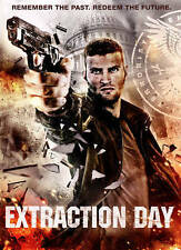 EXTRACTION DAY (DVD, 2015)