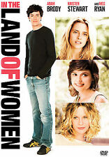 In the Land of Women (DVD, 2007) Adam Brody, Kristen Stewart & Meg Ryan