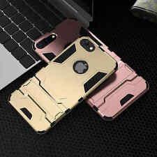 Hybrid 2 in 1 Case Fashion Armor Hard Cover With Kickstand For iPhone 7 7 Plus