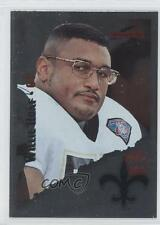 1995 Score Red Siege Artist's Proof #184 Willie Roaf New Orleans Saints Card