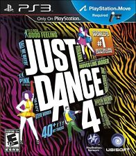 Just Dance 4 (Sony PlayStation 3, 2012)