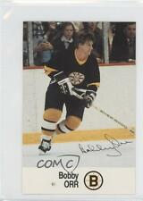 1988-89 ESSO NHL All-Star Collection #BOOR Bobby Orr Boston Bruins Hockey Card