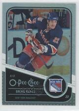 2011-12 O-Pee-Chee Rainbow Foil #321 Brian Boyle New York Rangers Hockey Card