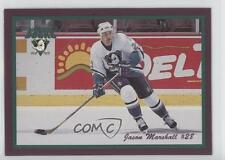 1996 Southland Anaheim Mighty Ducks #15 Jason Marshall (Mighty of Anaheim) Card