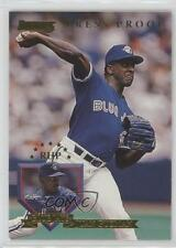 1995 Donruss Press Proof #174 Juan Guzman Toronto Blue Jays Baseball Card