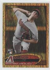 2012 Topps Update Series Golden Moments #US212 Trevor Bauer Arizona Diamondbacks