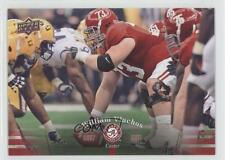 2012 Upper Deck University of Alabama #87 William Vlachos Crimson Tide Card