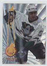 1994 Pinnacle Rink Collection #405 Robert Dirk Anaheim Ducks (Mighty of Anaheim)