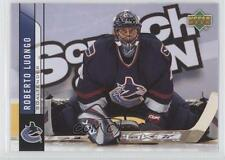 2006-07 Upper Deck Vancouver Canucks #VAN3 Roberto Luongo Hockey Card